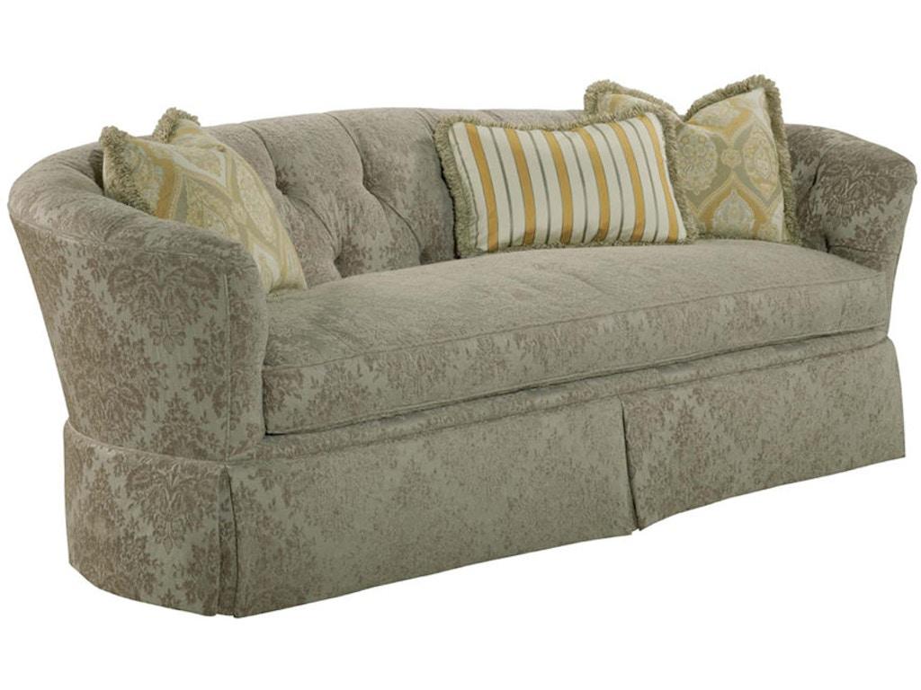 kincaid furniture living room elm park sofa 09287