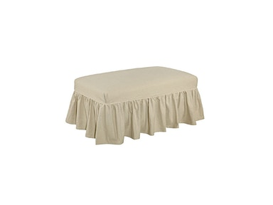 Kincaid Furniture Slipcover Cocktail Ottoman 116-90
