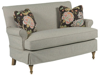 Kincaid Furniture Slipcover Settee 120 05