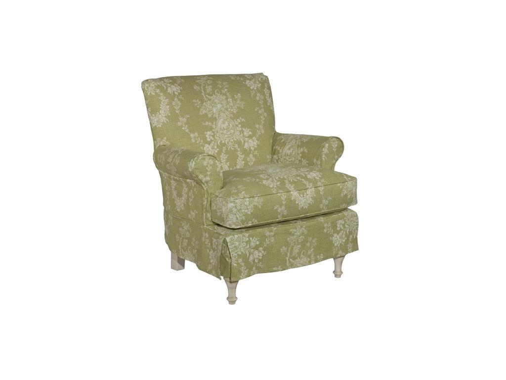 120 94. Slipcover Chair