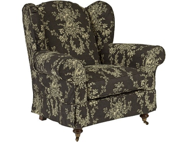 Kincaid Furniture Living Room Slipcover Chair 123 94
