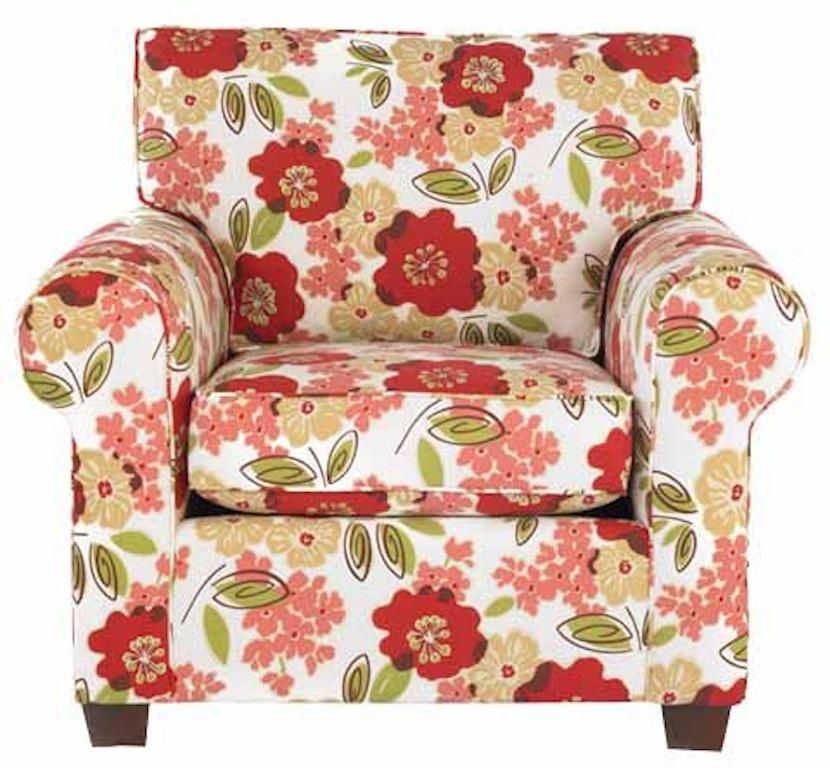 Kincaid Furniture Living Room Brannon Chair 201-84