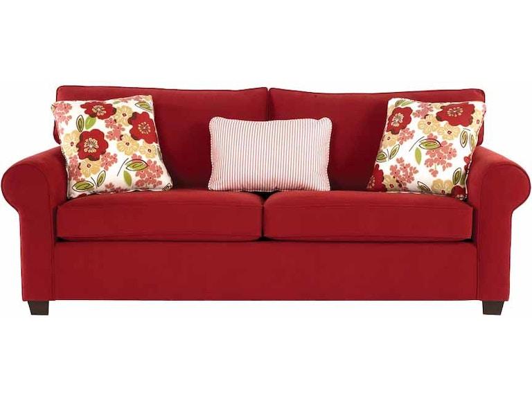 Kincaid Furniture Living Room Brannon Queen Sleeper 201 89