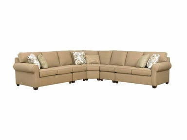 Kincaid Furniture Brannon Sectional 201-Sect