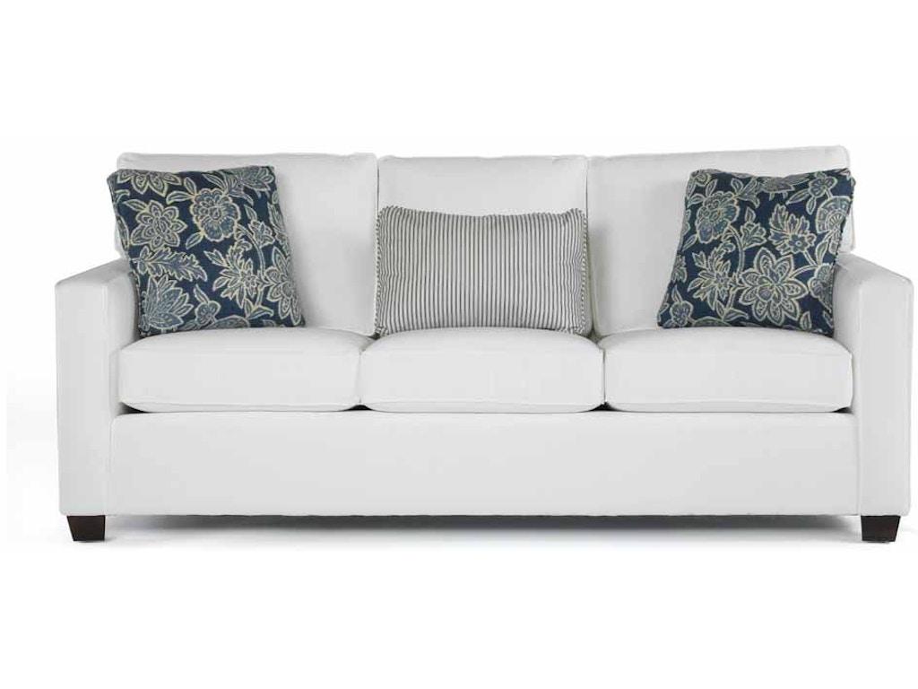 Kincaid furniture living room brooke sofa 202 86 good 39 s for Good furniture brands for living room furniture