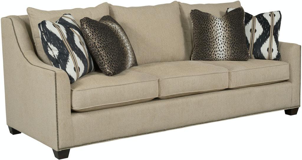 Kincaid Furniture Living Room Edison Sofa 303 76 Home