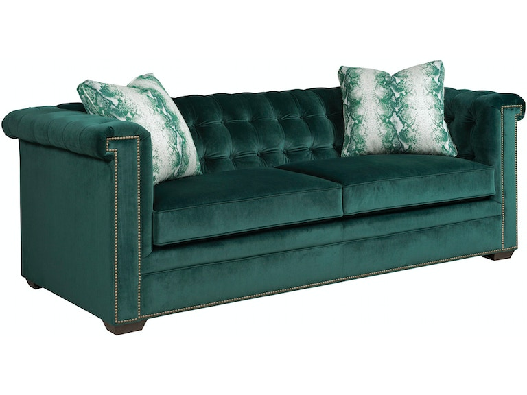 Kincaid Furniture Living Room Kingston Sofa 304-86 - Lauters Fine ...