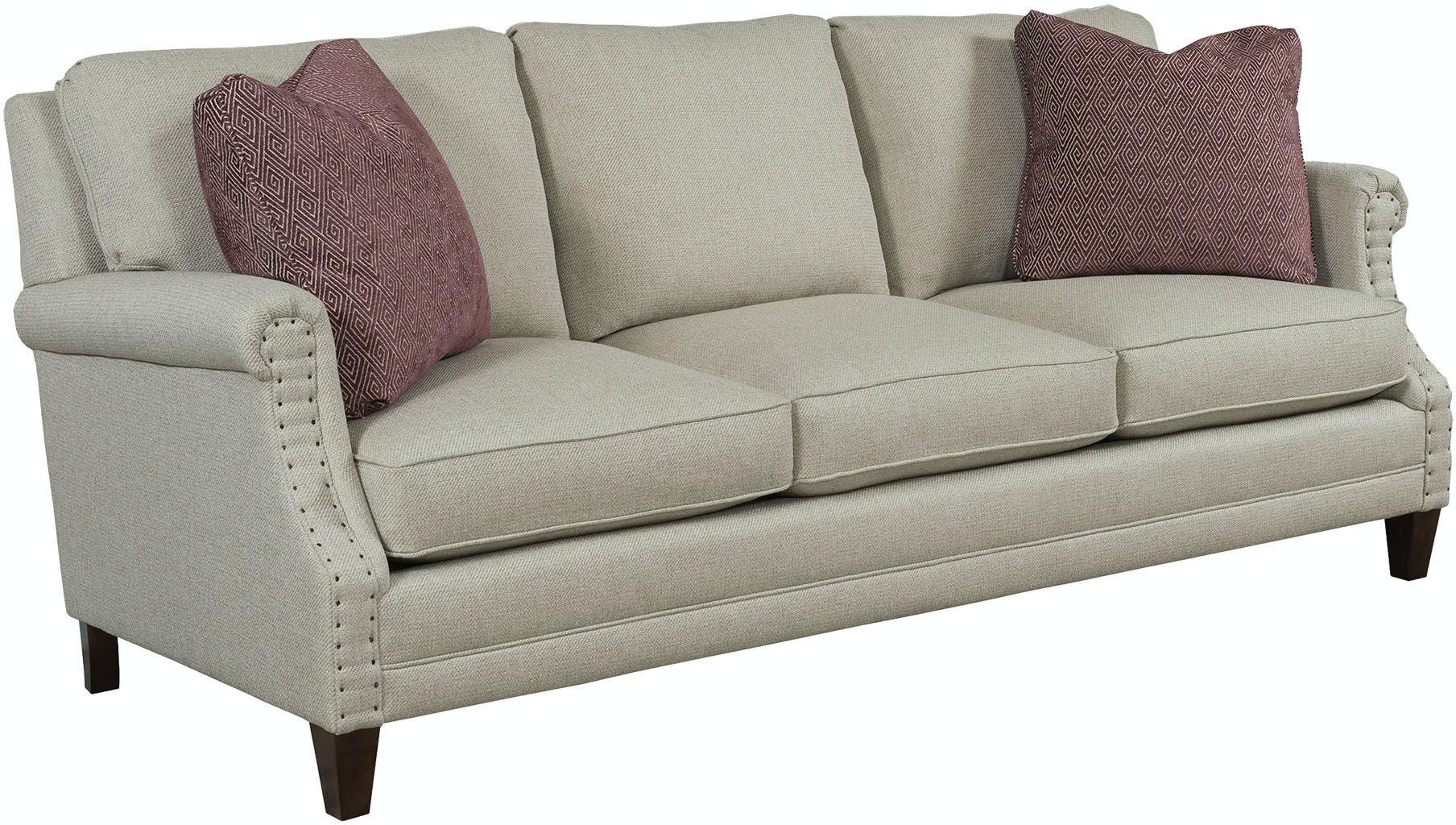 Kincaid Furniture Living Room Patterson Sofa 309 86
