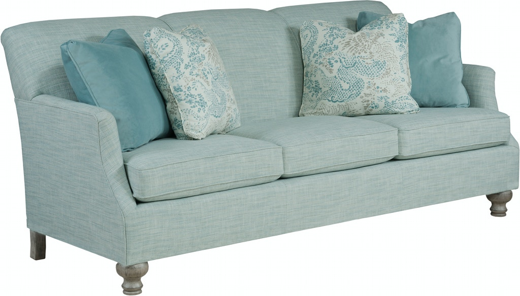 Kincaid Furniture Living Room Liberty Sofa 313 56 Emw