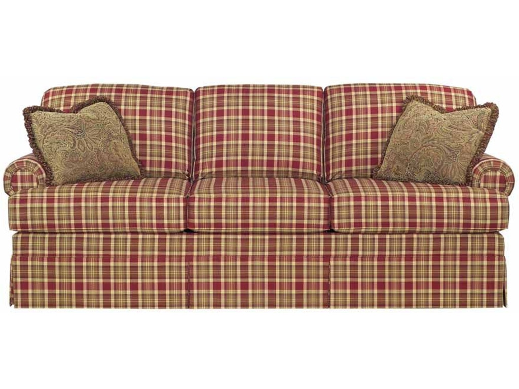 Kincaid Furniture Living Room Charlotte Sofa 413 86