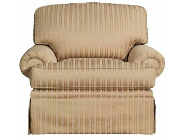 Kincaid Furniture Living Room Baltimore Chair 616 84 Flemington