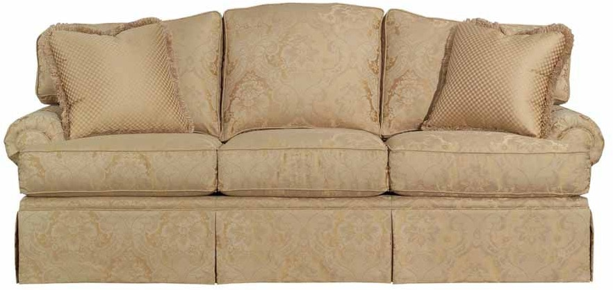 Kincaid Furniture Living Room Baltimore Queen Sleeper 616 ...