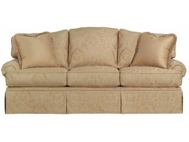 Kincaid furniture living room baltimore queen sleeper 616 for Living room queen creek