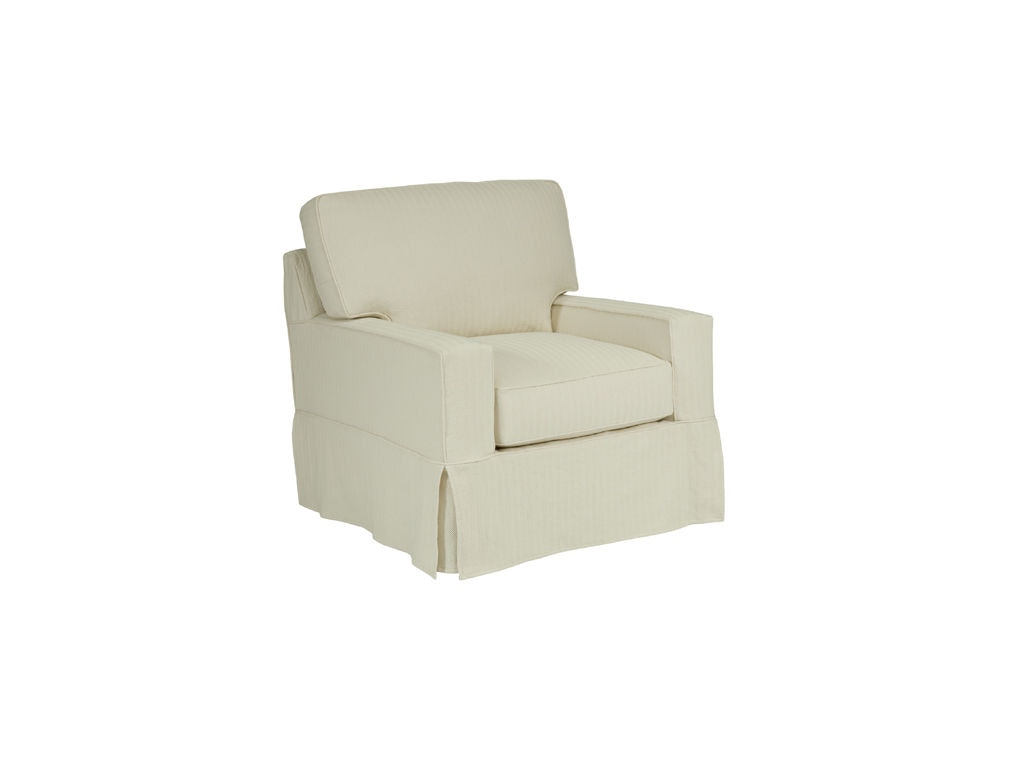 Marvelous Kincaid Furniture Sarah Slipcover Chair