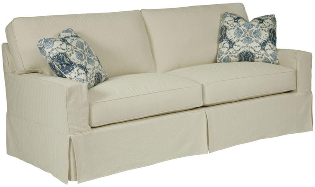 Terrific Kincaid Furniture Living Room Sarah Slipcover Sofa 649 96 Theyellowbook Wood Chair Design Ideas Theyellowbookinfo