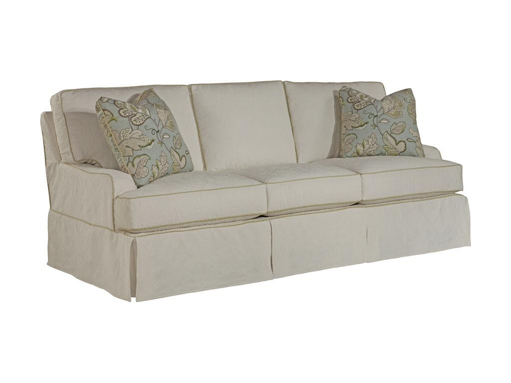 Kincaid Furniture Simone Slipcover Sofa 650 96