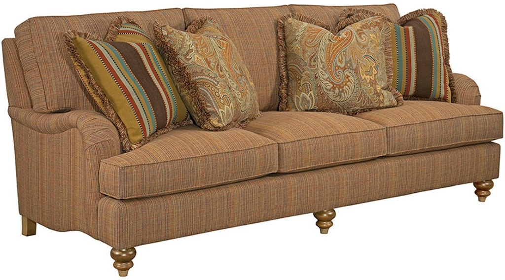 Kincaid Furniture Living Room Greenwich Sofa 656 86