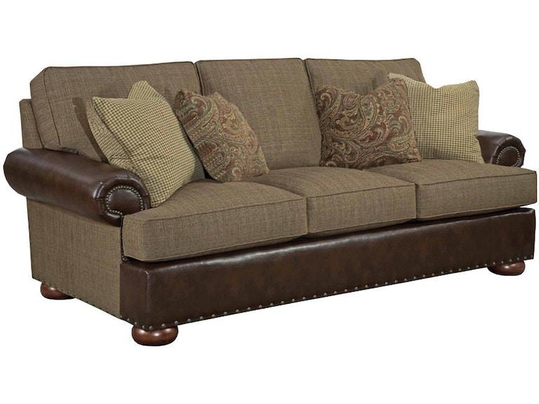 Kincaid Furniture Lubbock Grande Sofa 658-87 - Kincaid Furniture Living Room Lubbock Grande Sofa 658-87