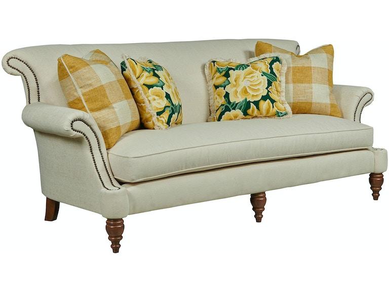 Kincaid Furniture Living Room Sofa Bench Seat 667 76 Hamilton Park Interiors Murray Utah