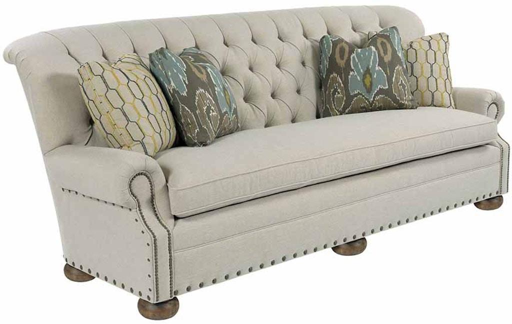 Kincaid Furniture Living Room Spencer Sofa 676 87 B F