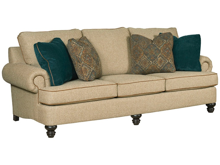 Kincaid Furniture Living Room Avery Sofa 697 87 Bowen
