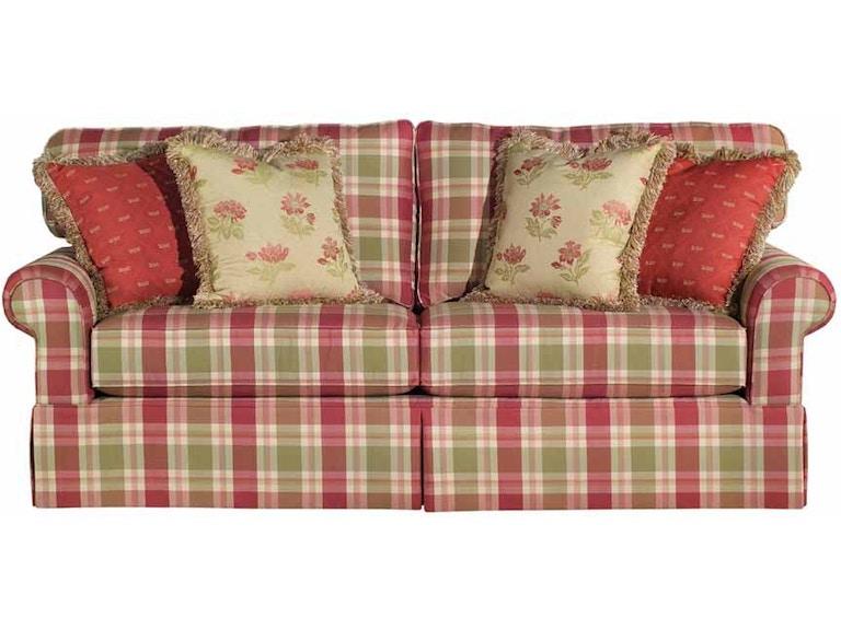 Kincaid furniture living room portland sofa 801 86 la - Living room furniture portland oregon ...