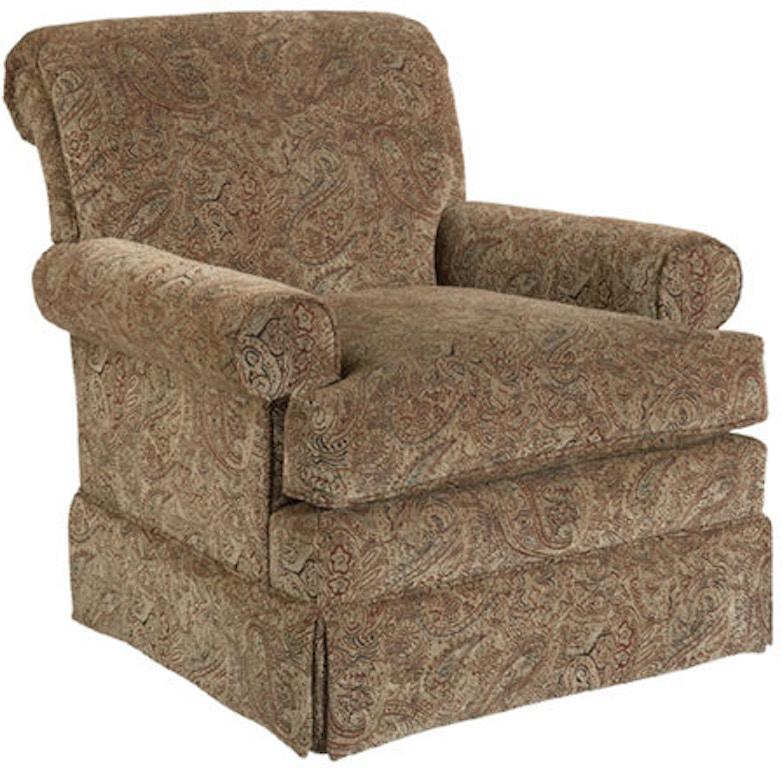 Kincaid Furniture Living Room Glider/Swivel 834-02
