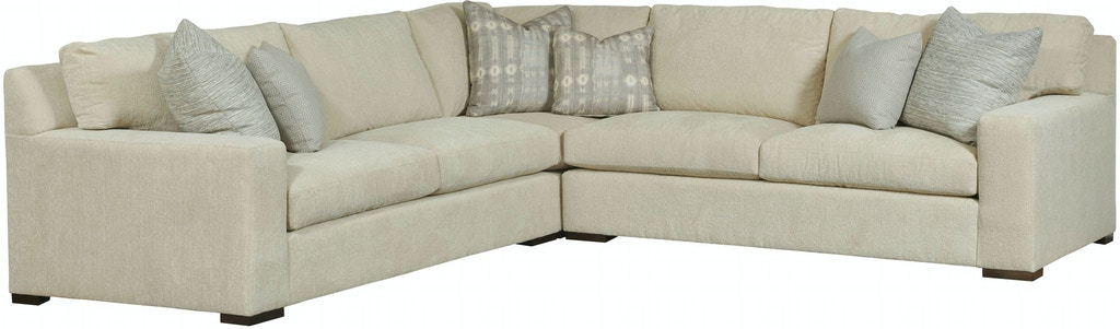 Kincaid Furniture Living Room Sectional R1 R Cssect