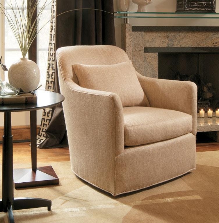 Harden Furniture Living Room Swivel Tub Chair 6489-000 - Grace ...