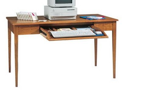 Harden Furniture Desk With Keyboard Drawer 1151