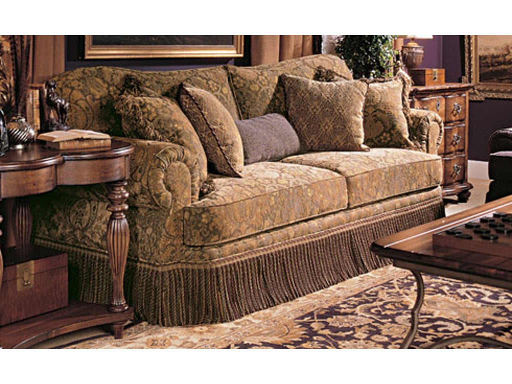 Harden Furniture Living Room Christine Sofa 8650 090