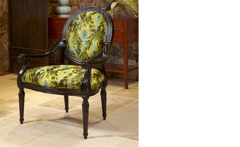 Harden Furniture Arm Chair 3460 000