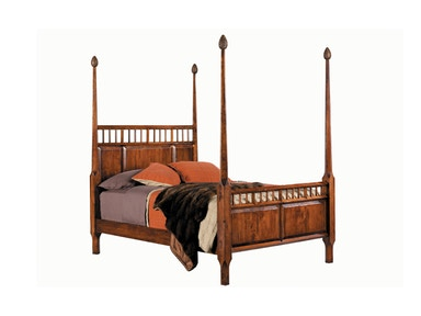 Harden Furniture Ausable Bed 1608