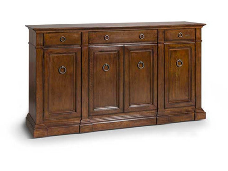 Harden Furniture Dining Room Credenza 3354 - Grace Furniture - Marcy, NY