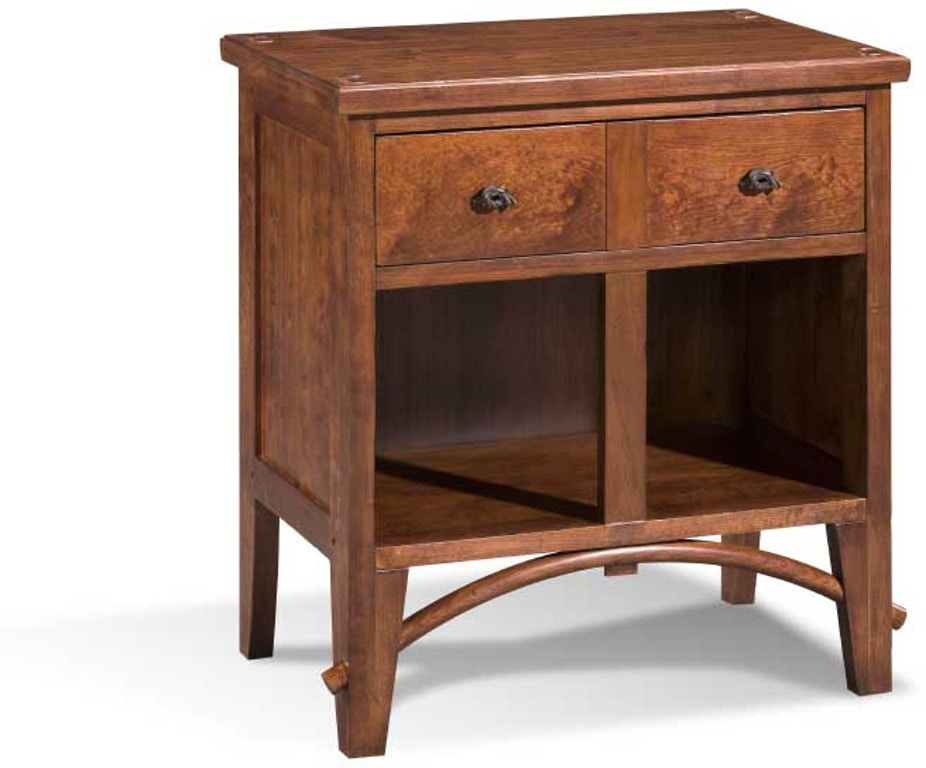 Harden Furniture Bedroom Bitteroot Night Stand 1623 Gasiors