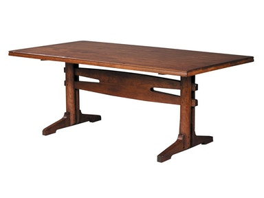 Harden Furniture Mill Valley Dining Table 1692