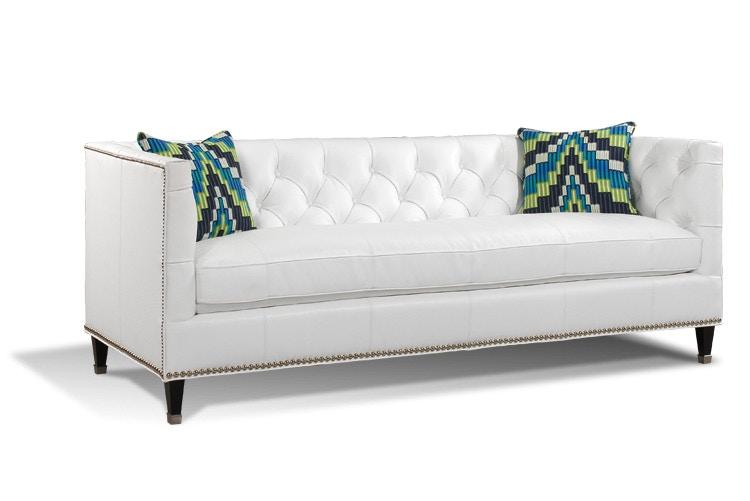 Harden Furniture Lewis Tufted Sofa 9535 087