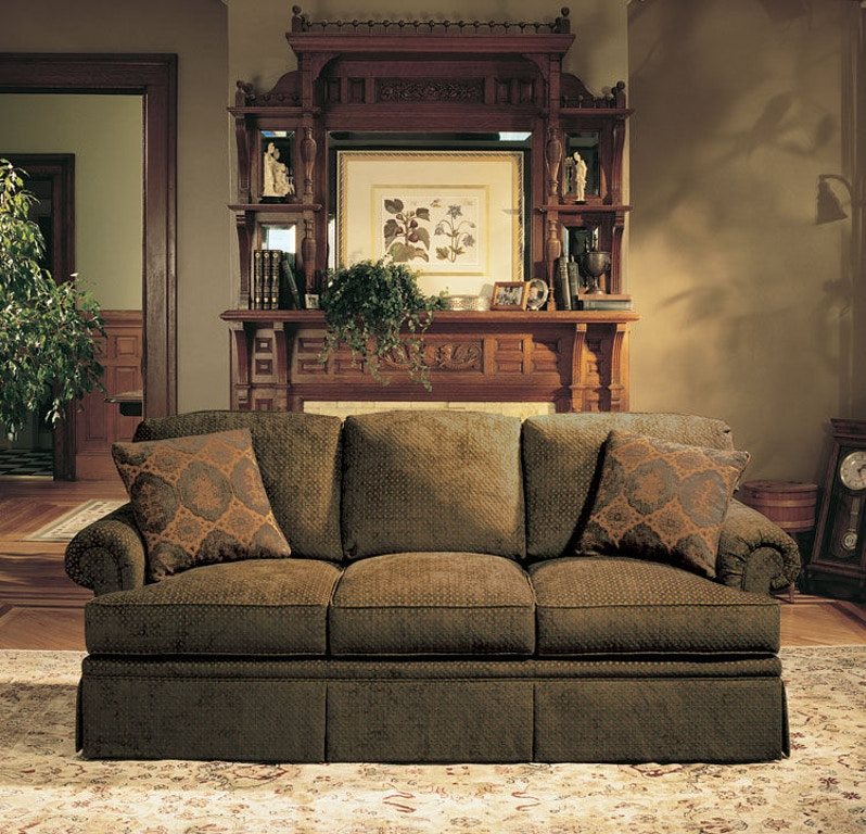 Harden Furniture Chandler Sofa 6543 085