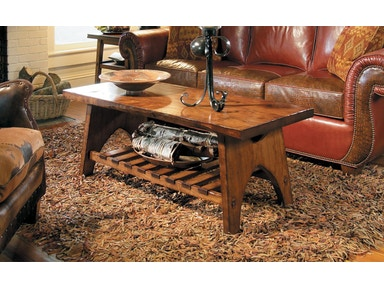 Harden Furniture Living Room Overland Cocktail Table 1655 072 Pala