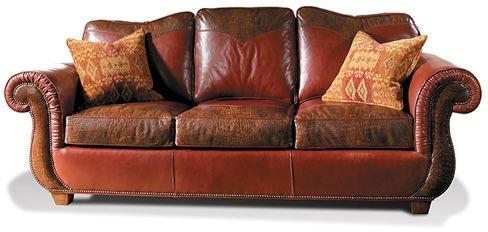 Harden Furniture Living Room Campbell Sofa 8681 095