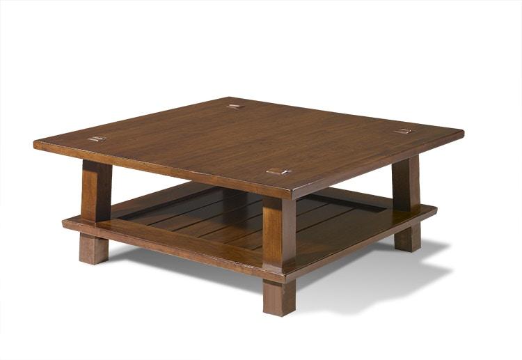 Gentil Harden Furniture Wyatt Cocktail Table 1663