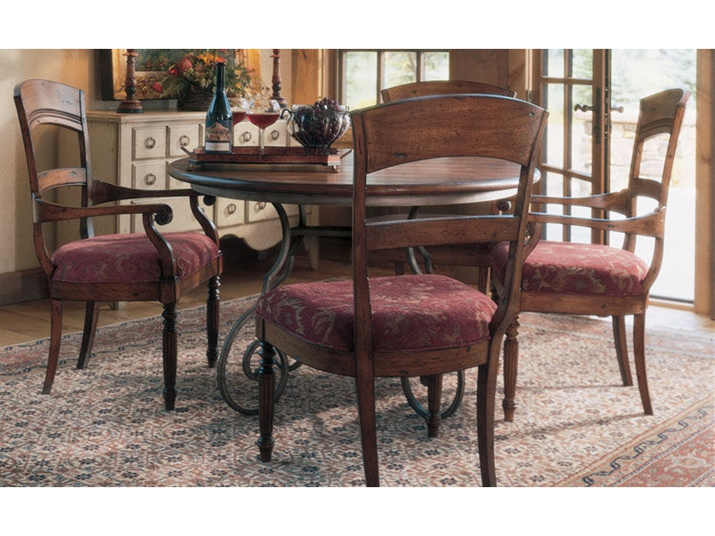 Harden Furniture 48 Round Dining Table 1361