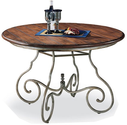 harden furniture dining room 48 quot round dining table 1361