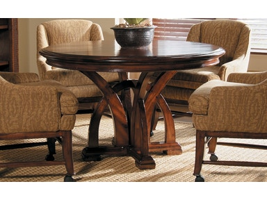 Harden Furniture Colter Game Table 1628