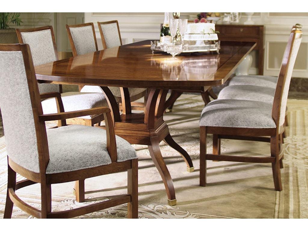 Harden furniture dining room dining table 501 lenoir for Dining room johnson city tn