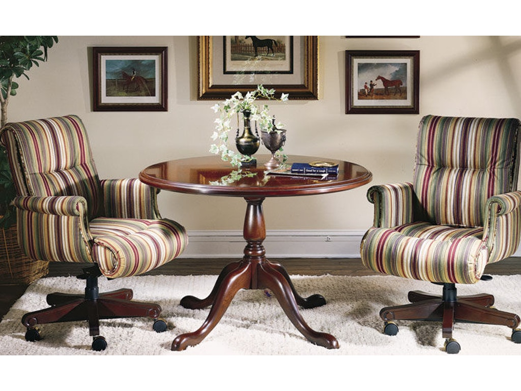 Harden furniture home office queen anne conference table 1715 gladhill furniture middletown md - Home office furniture maryland ...