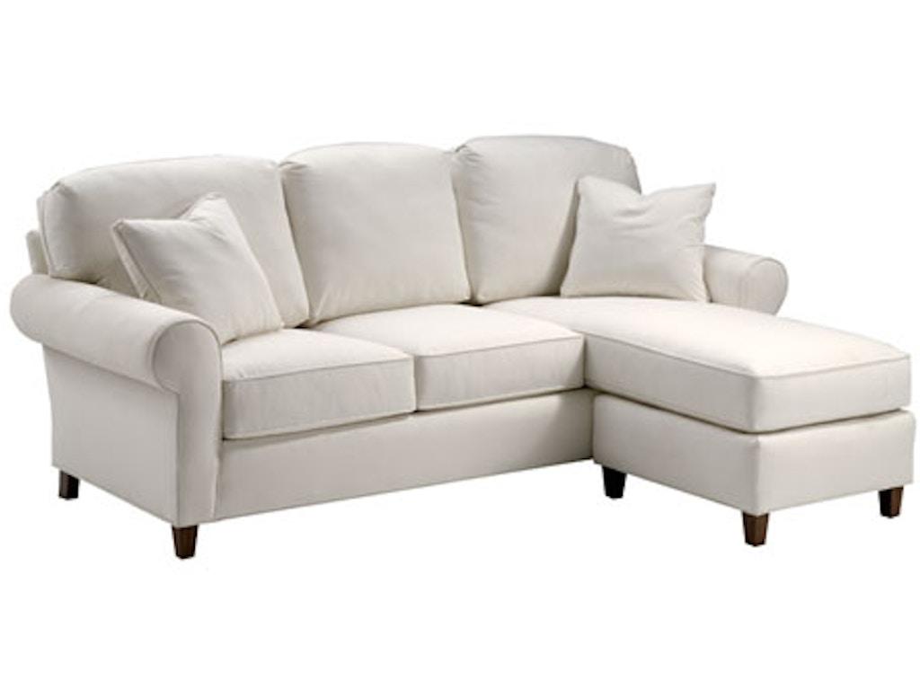 Harden Furniture Tanner Sofa Chaise 6517 085