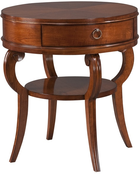 round side tables for living room harden furniture living room end table 527 24496
