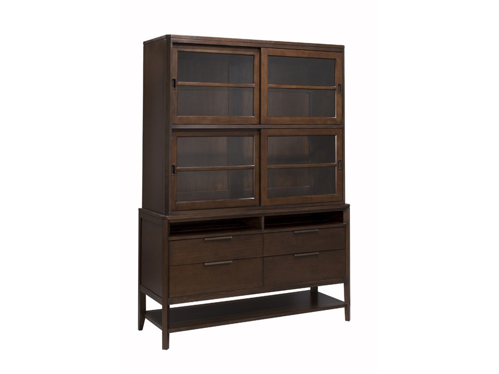 Harden Furniture Dining Room Monterey Buffet And Hutch