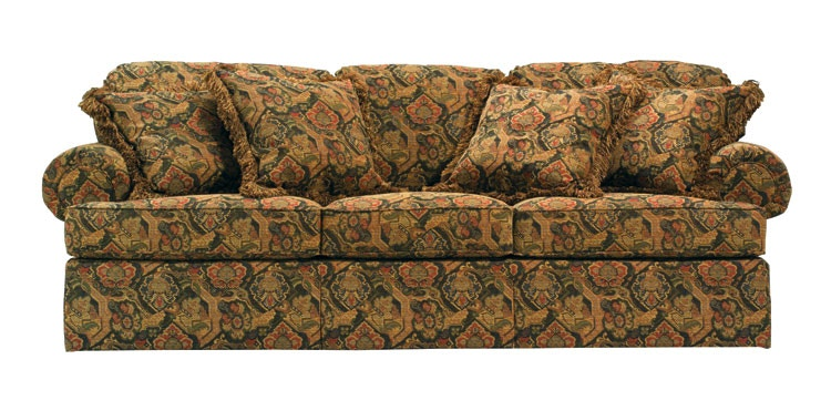Great Harden Furniture Colin Sofa 8654 096